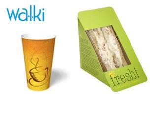Екструдирани картони за чашки и опаковки