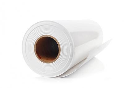 PE 85 White gloss-Бял ПЕ 85 мик.